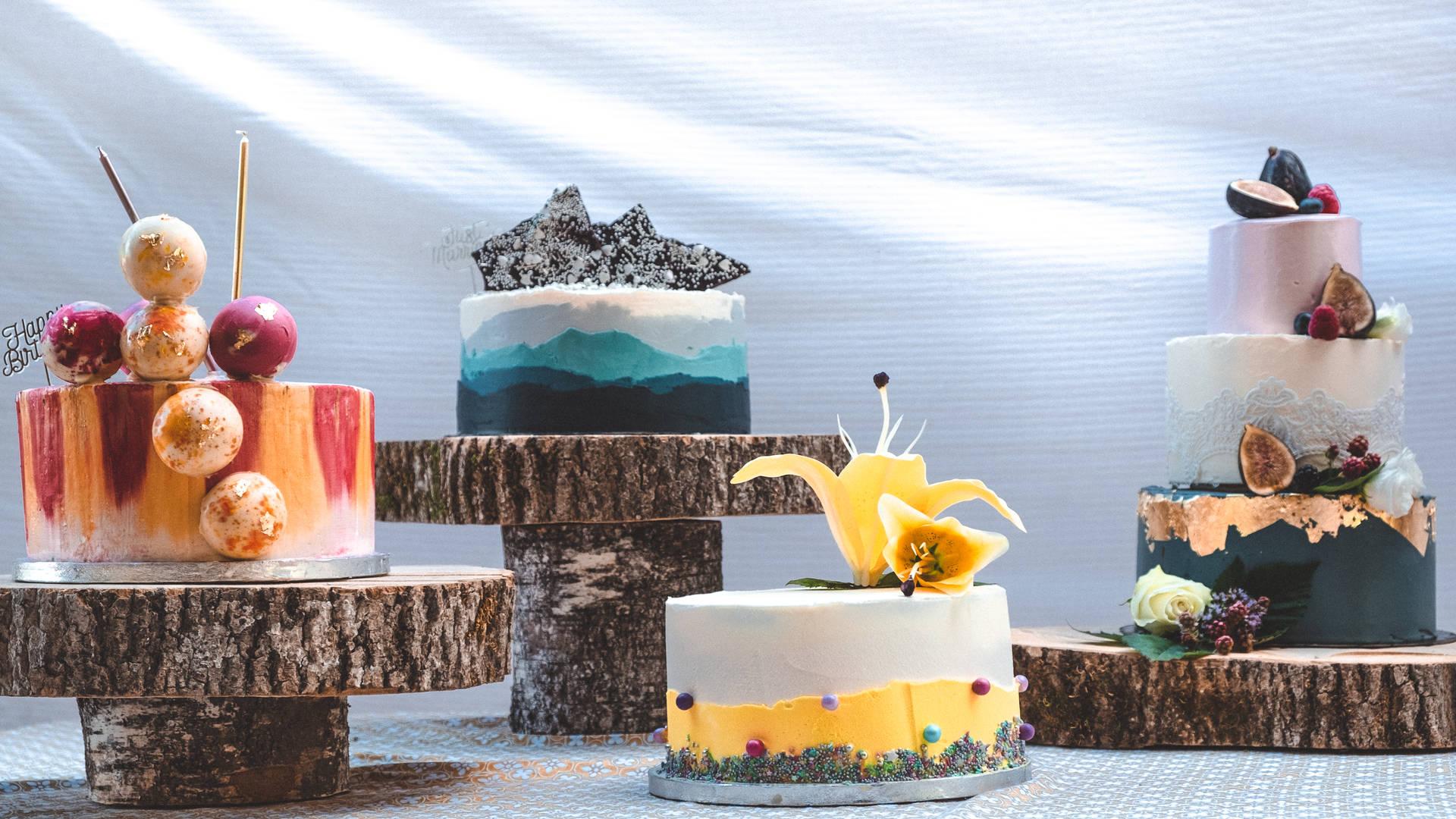 Wedding Cake Morzine Birthday Cake Les Gets