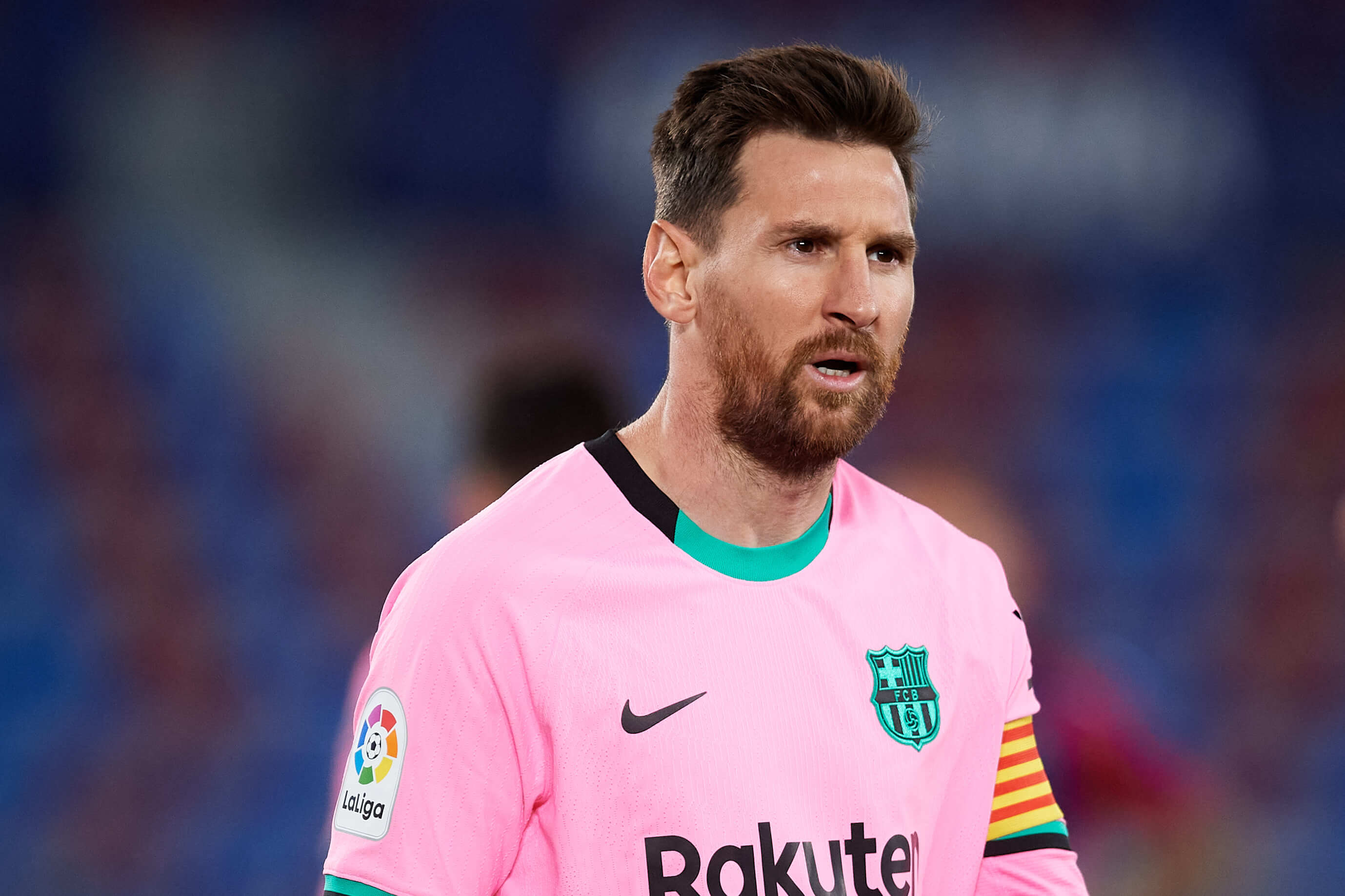 Laliga Say Barcelona Can T Retire Messi S Number 10 Shirt