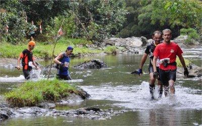 Le raid de Kouaoua, quatrième de la saison en raison de l'annulation de celui de Poya et du report de celui de Poum, a attiré quelque 260 coureurs.