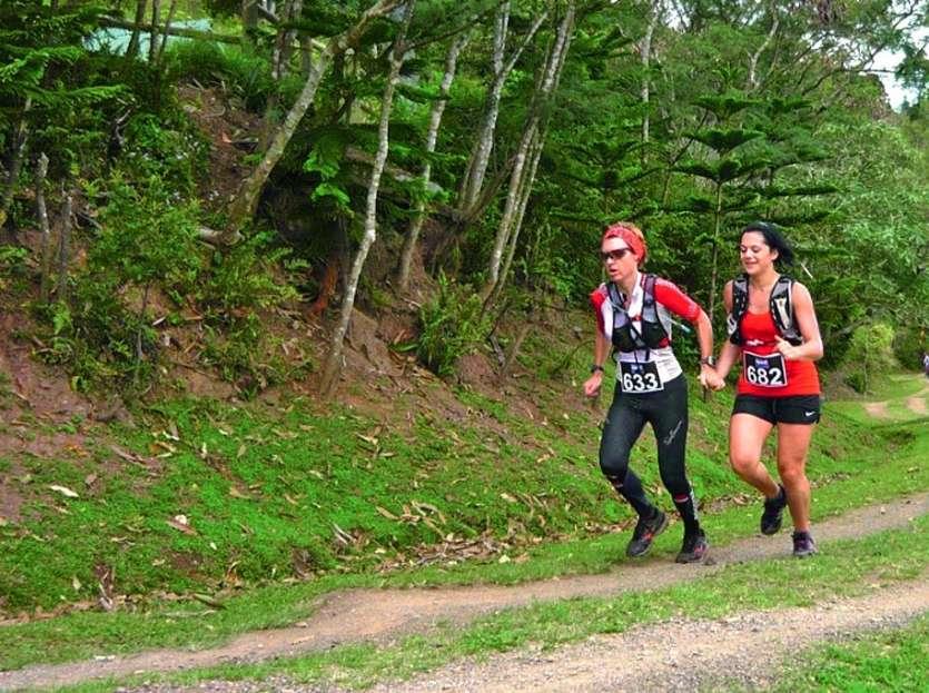 Cette année, le parcours du trail passera par des sentiers inédits. Photo DR