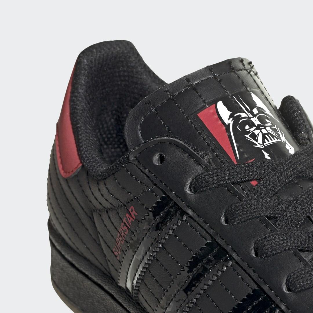 adidas Superstar Star Wars Darth Vader FY0130 04