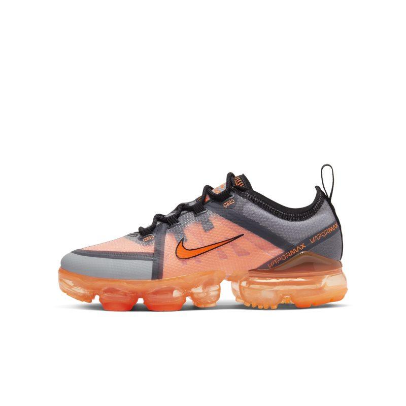 Nike Air VaporMax 2019 Older Kids' Shoe - Grey