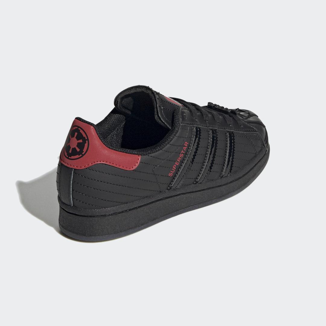 adidas Superstar Star Wars Darth Vader FY0130 02