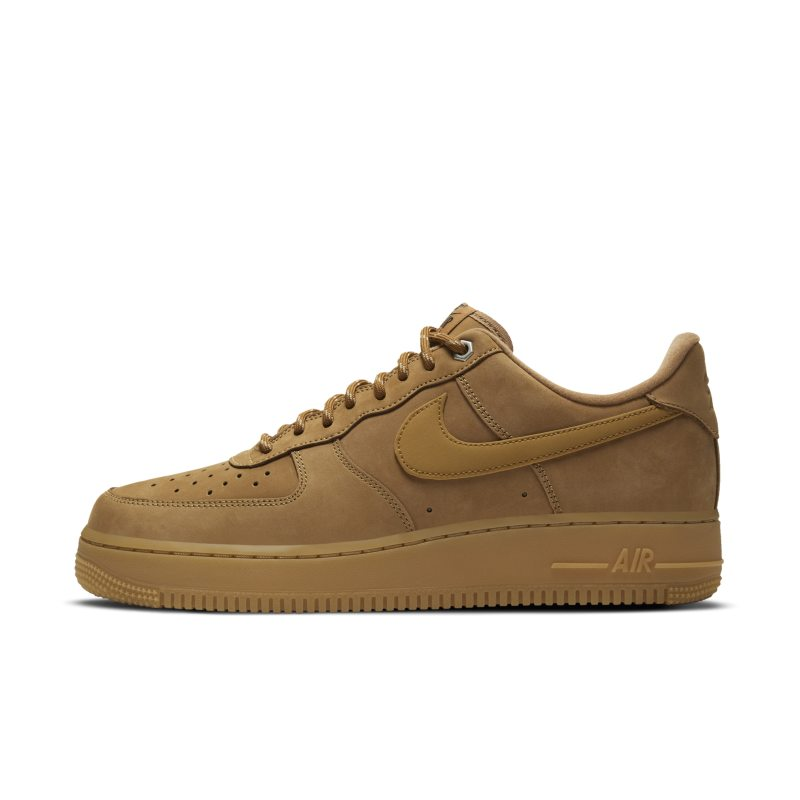 Nike Air Force 1' 07 WB Men's Shoe - Gold
