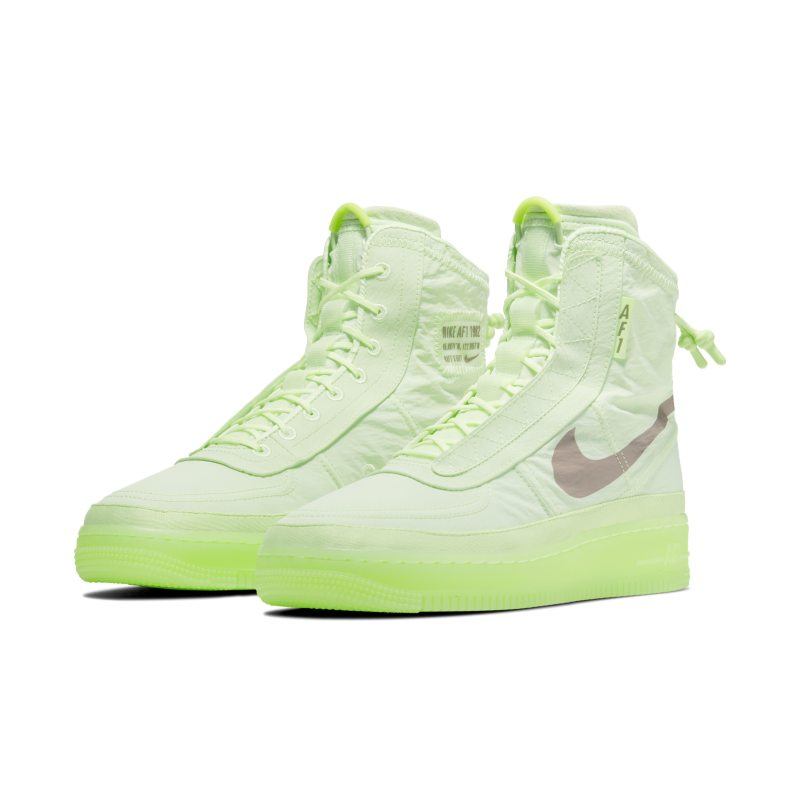 Nike Air Force 1 Shell BQ6096-700 02