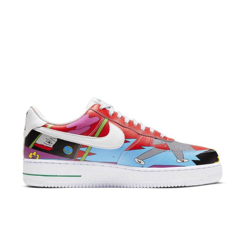 Nike Air Force 1 Flyleather CZ3990-900 03