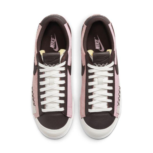 Nike Blazer Low Platform DM9471-600 02