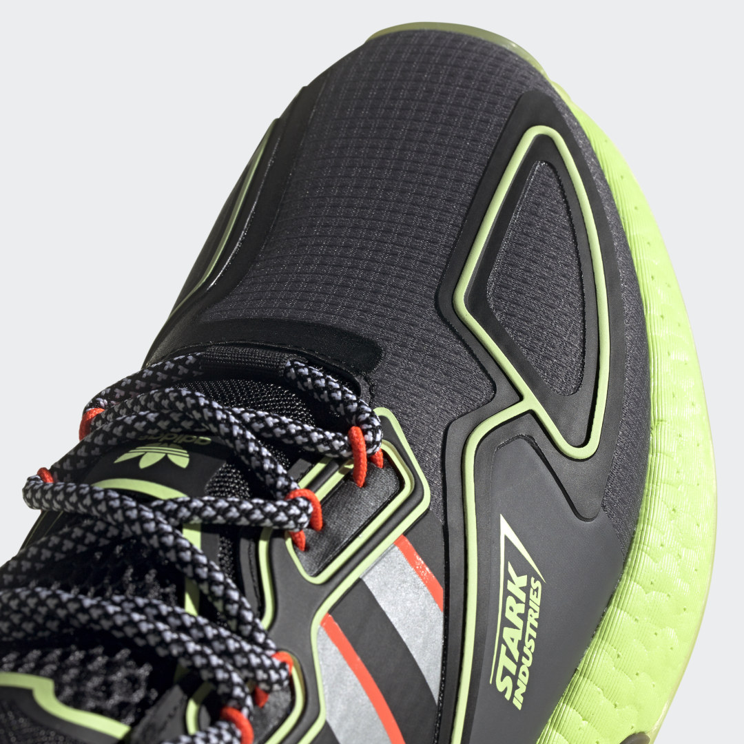 adidas ZX 2K Boost Marvel  H02559 05