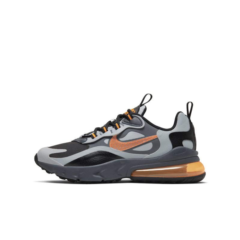 Nike Air Max 270 React Winter Older Kids' Shoe - Black