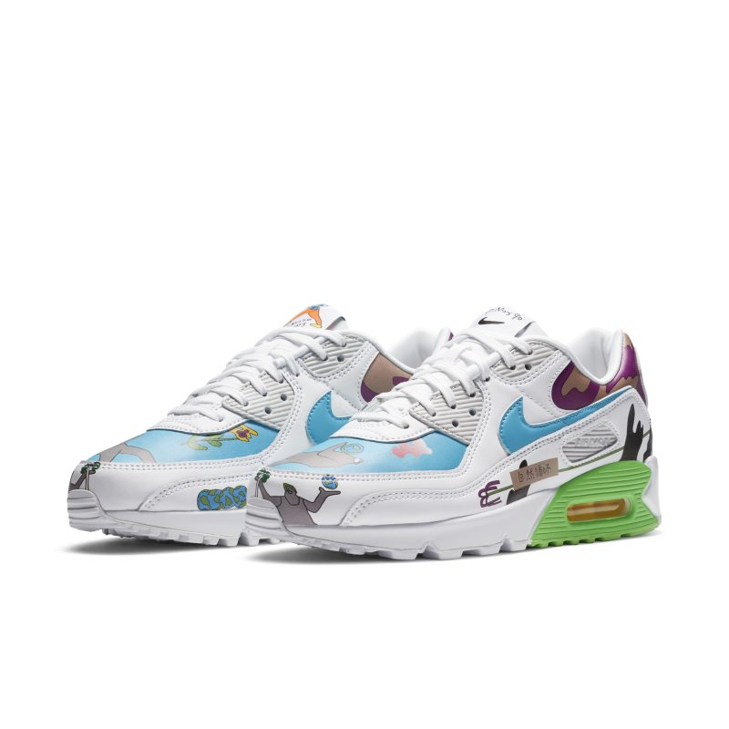 Nike Air Max 90 FlyLeather CZ3992-900 02