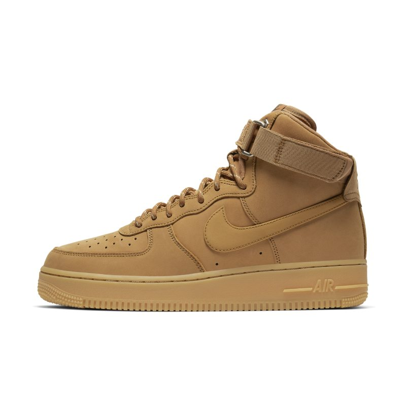 Nike Air Force 1 High' 07 Men's Shoe - Gold