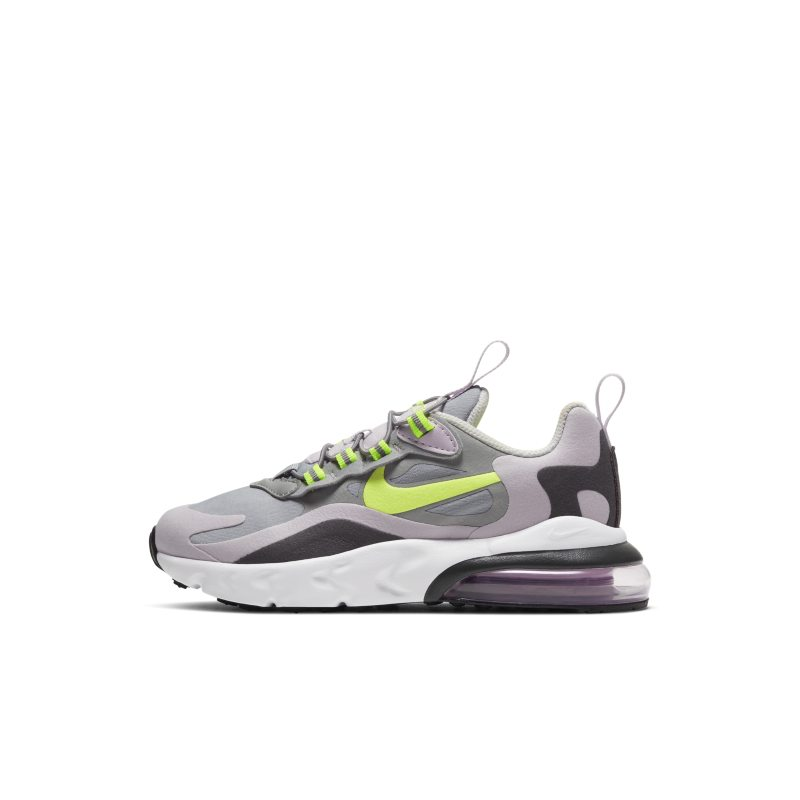 Nike Air Max 270 RT Younger Kids' Shoe - Grey