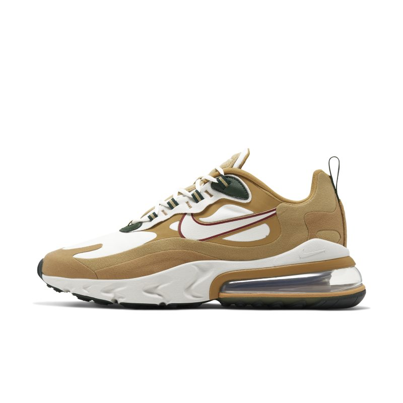 Nike Air Max 270 React Men's Shoe - Gold