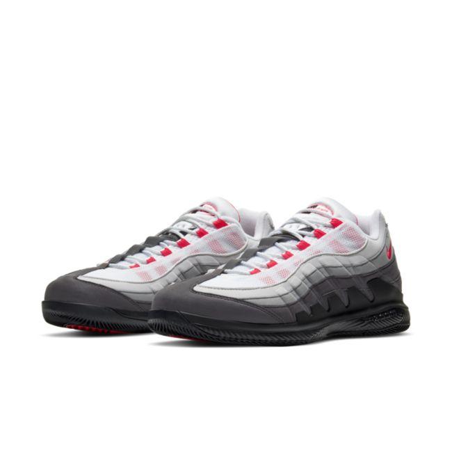 NikeCourt Zoom Vapor X Air Max 95 DB6064-100 03