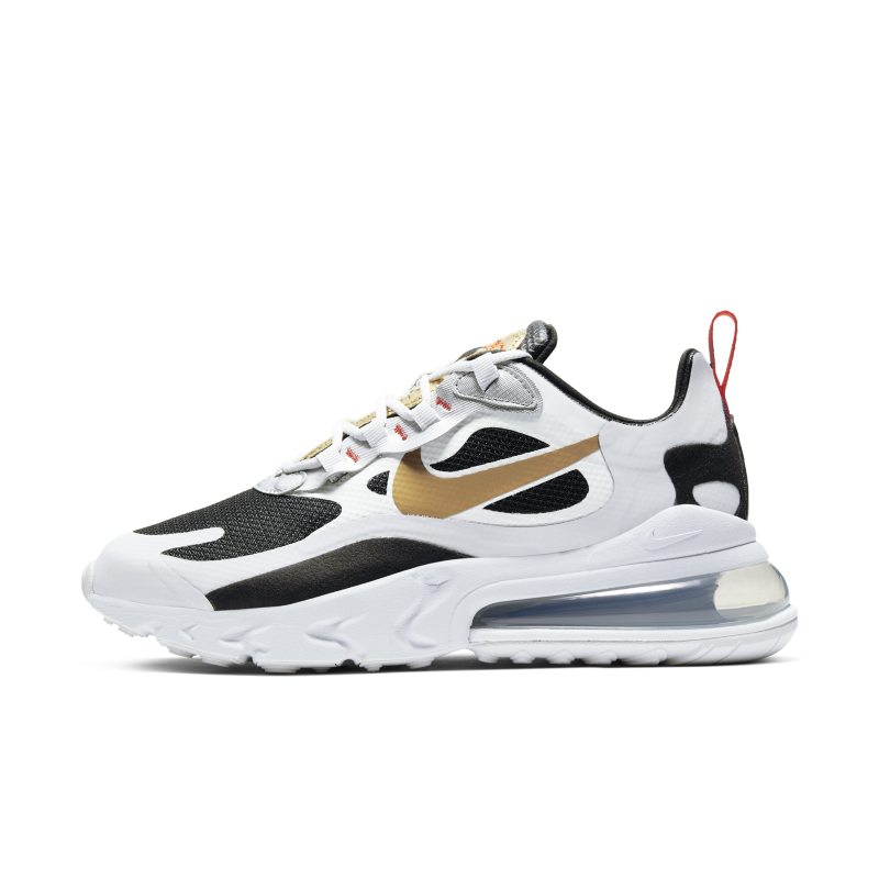 Nike Air Max 270 React Women's Shoe - Grey