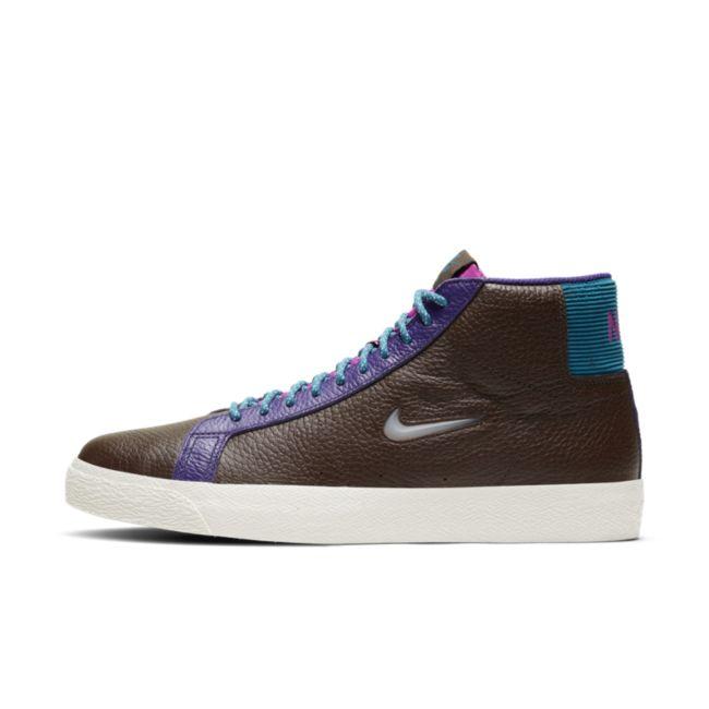 Nike SB Zoom Blazer Mid Premium CU5283-201 02