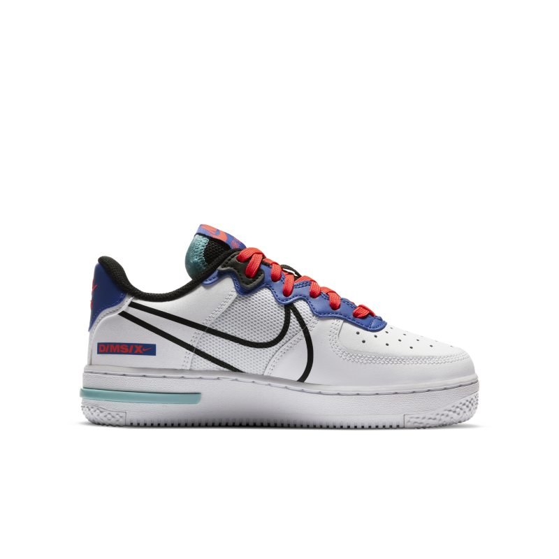 Nike Air Force 1 React CD6960-101 03