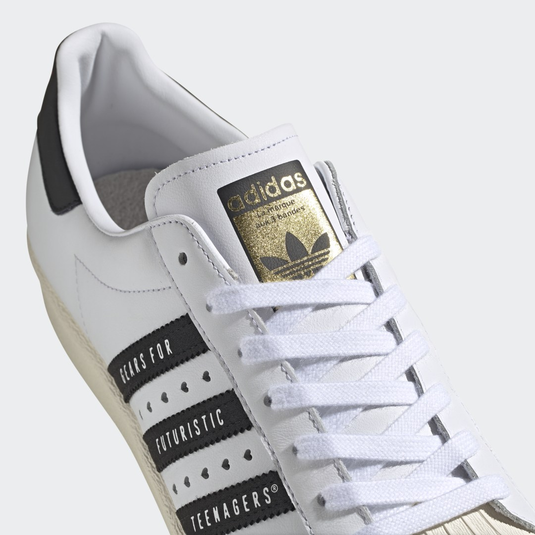 adidas Superstar 80s Human Made FY0728 04