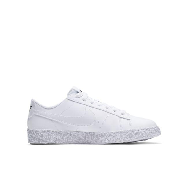 Nike Blazer Low 555190-102 02