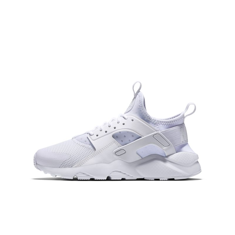 Nike Air Huarache Ultra Older Kids' Shoe - White