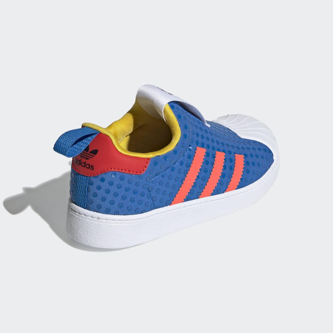 adidas Superstar 360 x LEGO® H02730 02