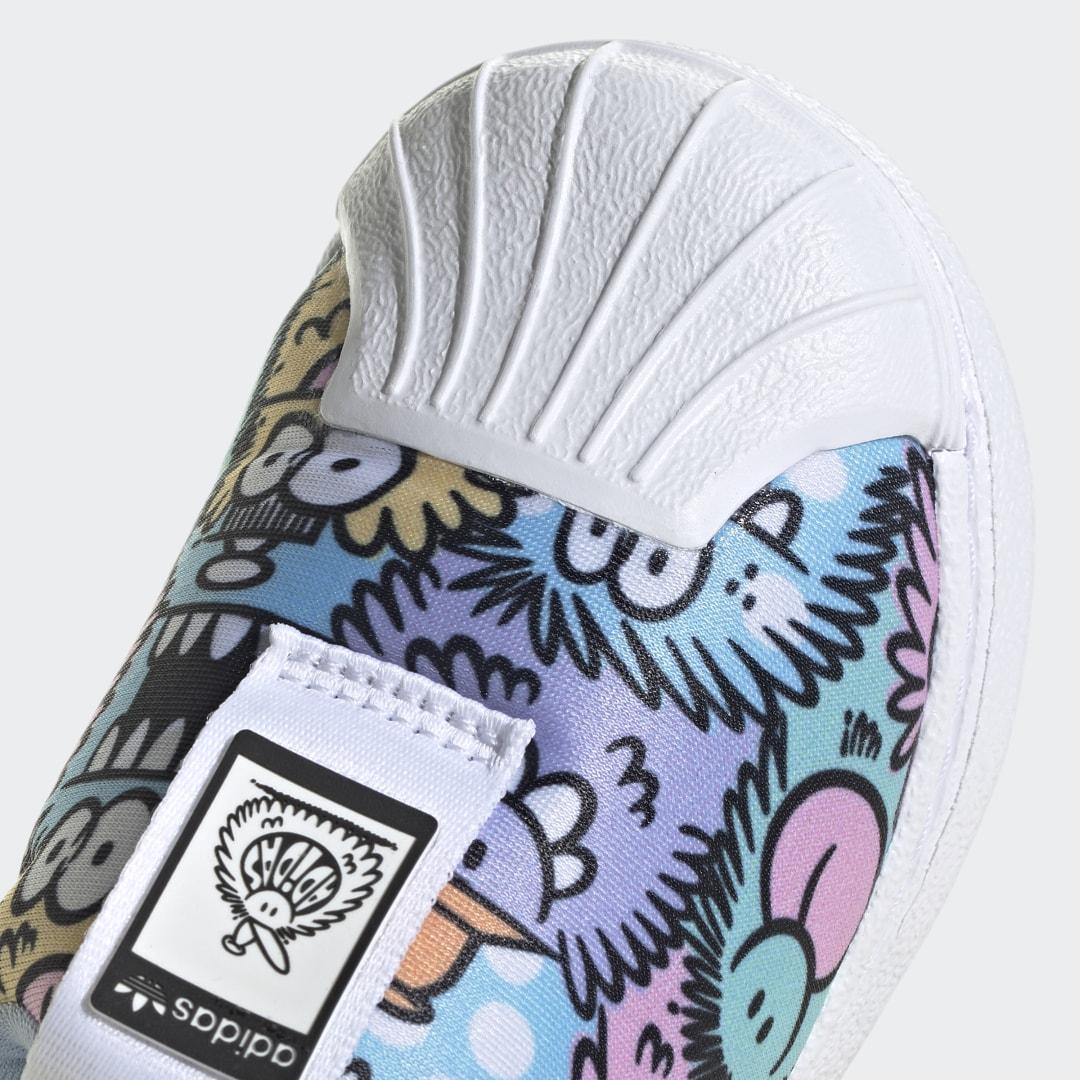 adidas x Kevin Lyons Superstar 360 H02738 05