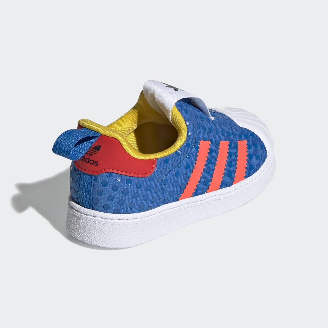 adidas Superstar 360 x LEGO®  H02731 02