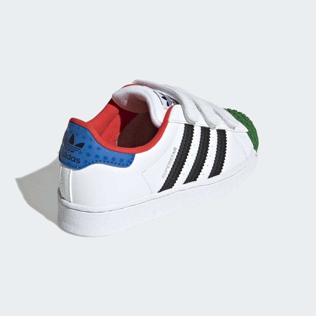 adidas Superstar 360 x LEGO® H03964 02