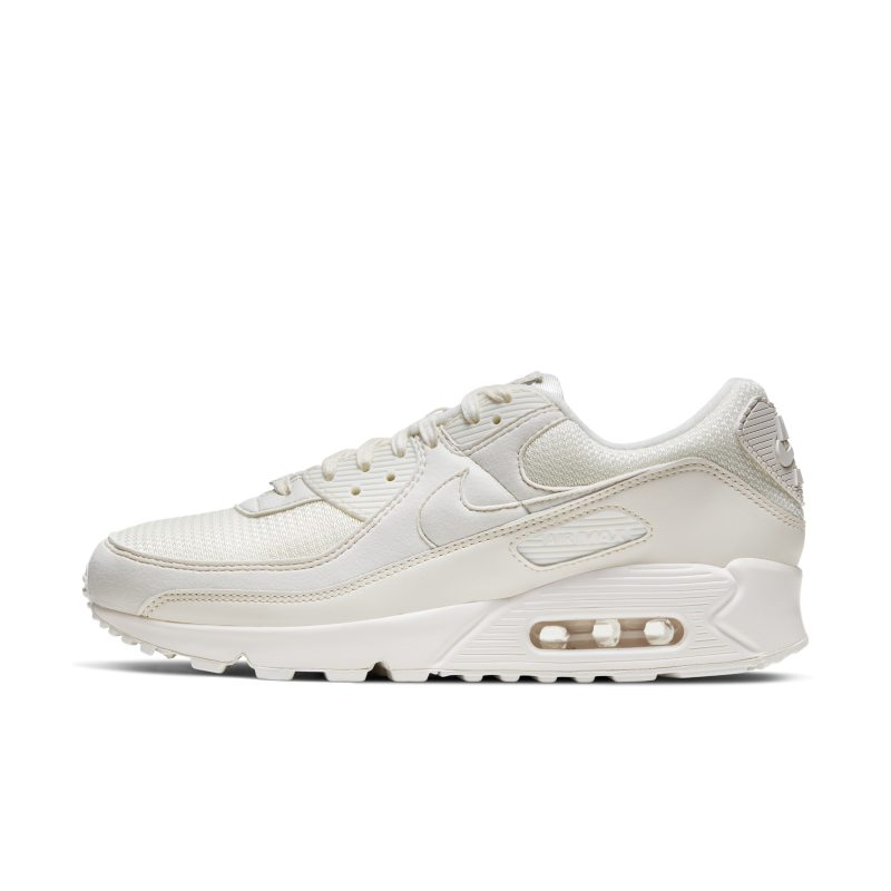 Nike Air Max 90 Shoe - Cream