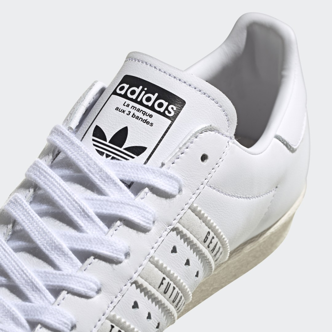 adidas Superstar 80s Human Made FY0730 04