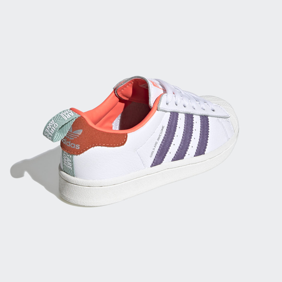 adidas Superstar Girls Are Awesome FW8112 02