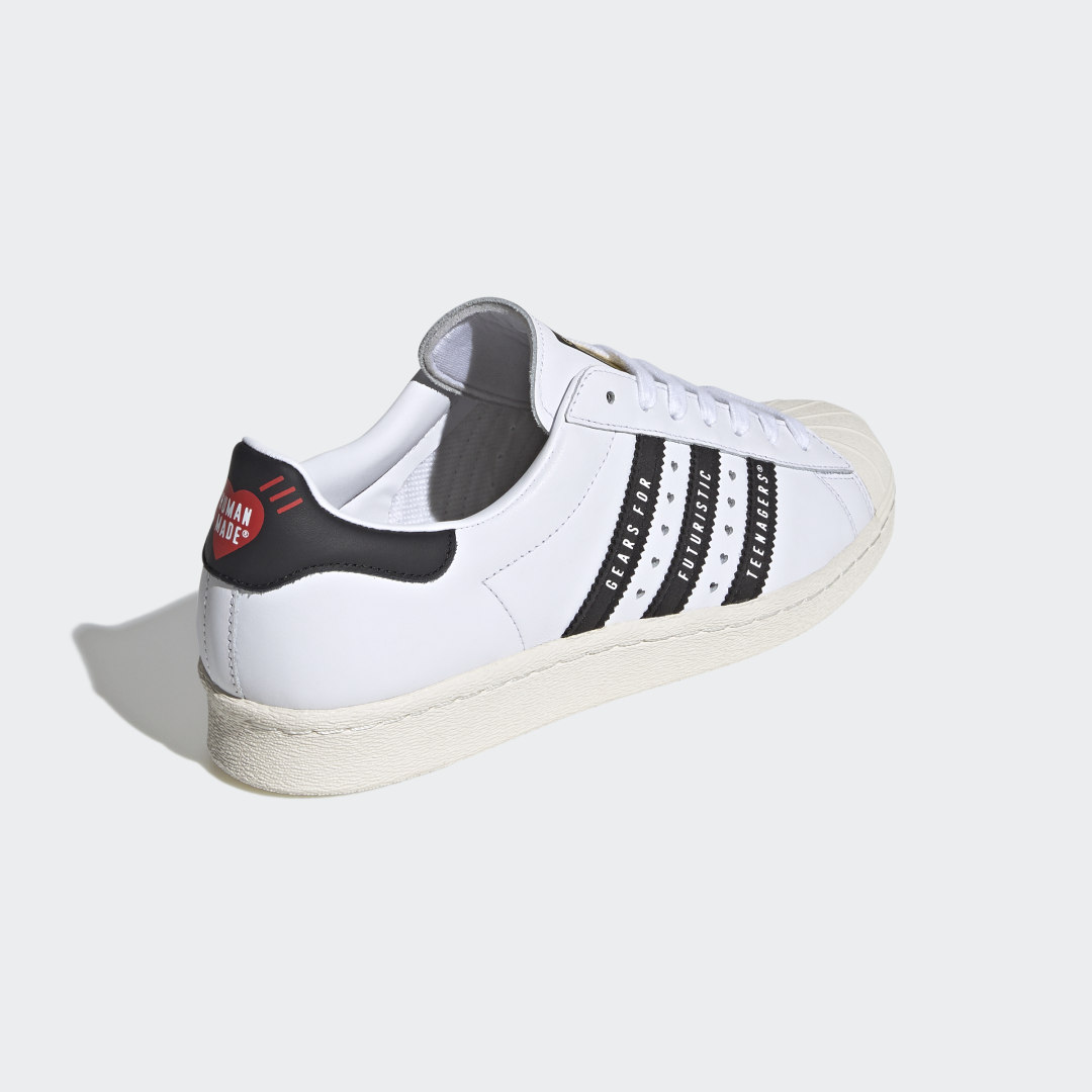 adidas Superstar 80s Human Made FY0728 02