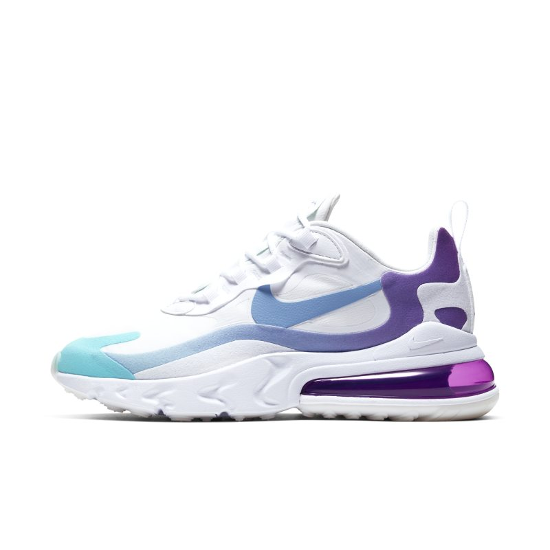 air max 270 react blancos