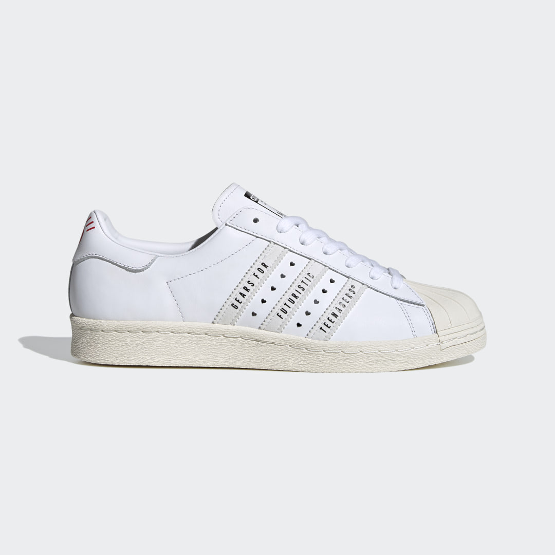 adidas Superstar 80s Human Made FY0730 01