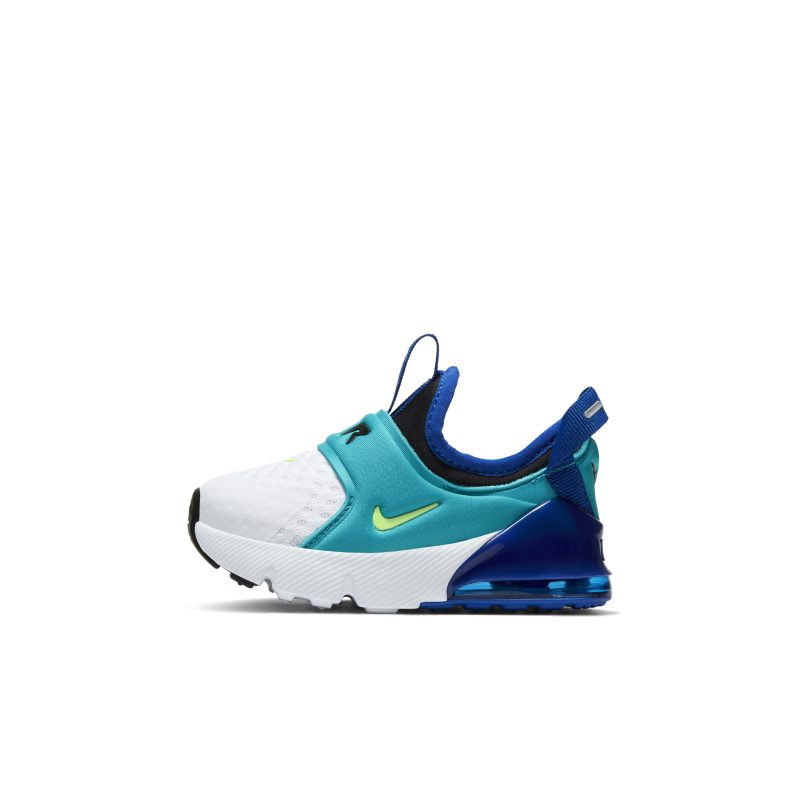 Nike Air Max 270 Extreme Baby and Toddler Shoe - White