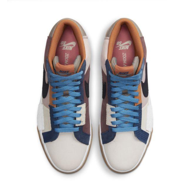 Nike SB Zoom Blazer Mid Premium DA8854-600 02
