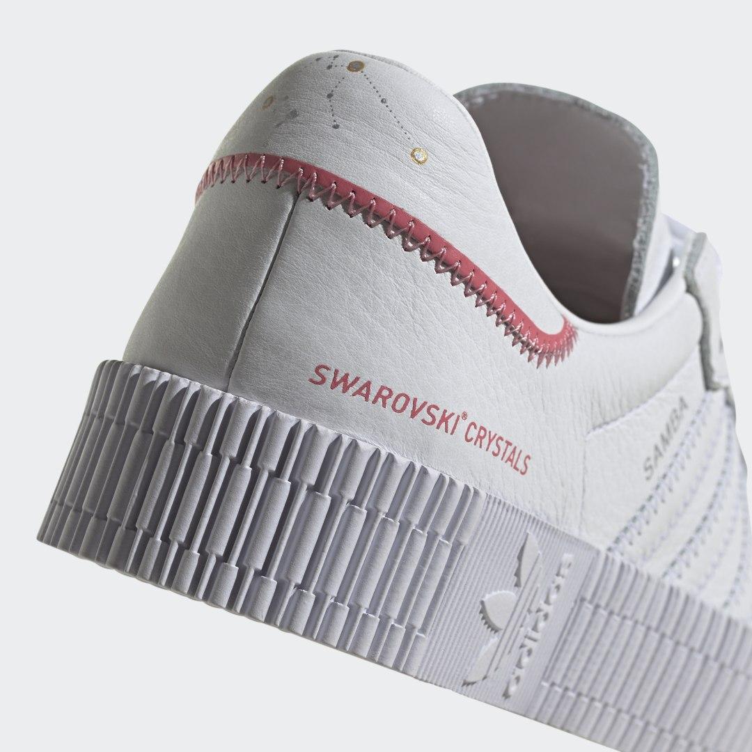 adidas Swarovski® Sambarose H05131 05