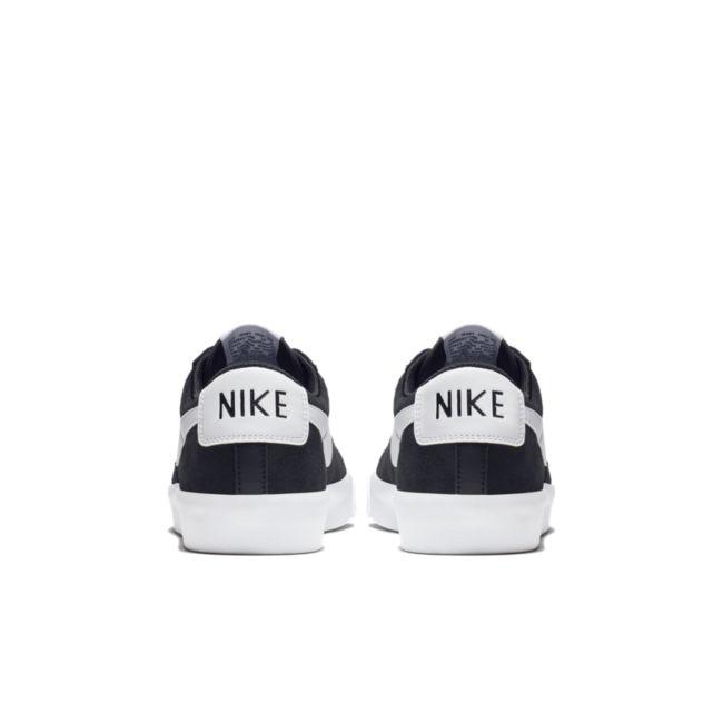 Nike Blazer Low Premium Vintage Suede 538402-004 04