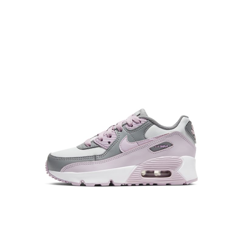 Nike Air Max 90 Younger Kids' Shoe - Grey