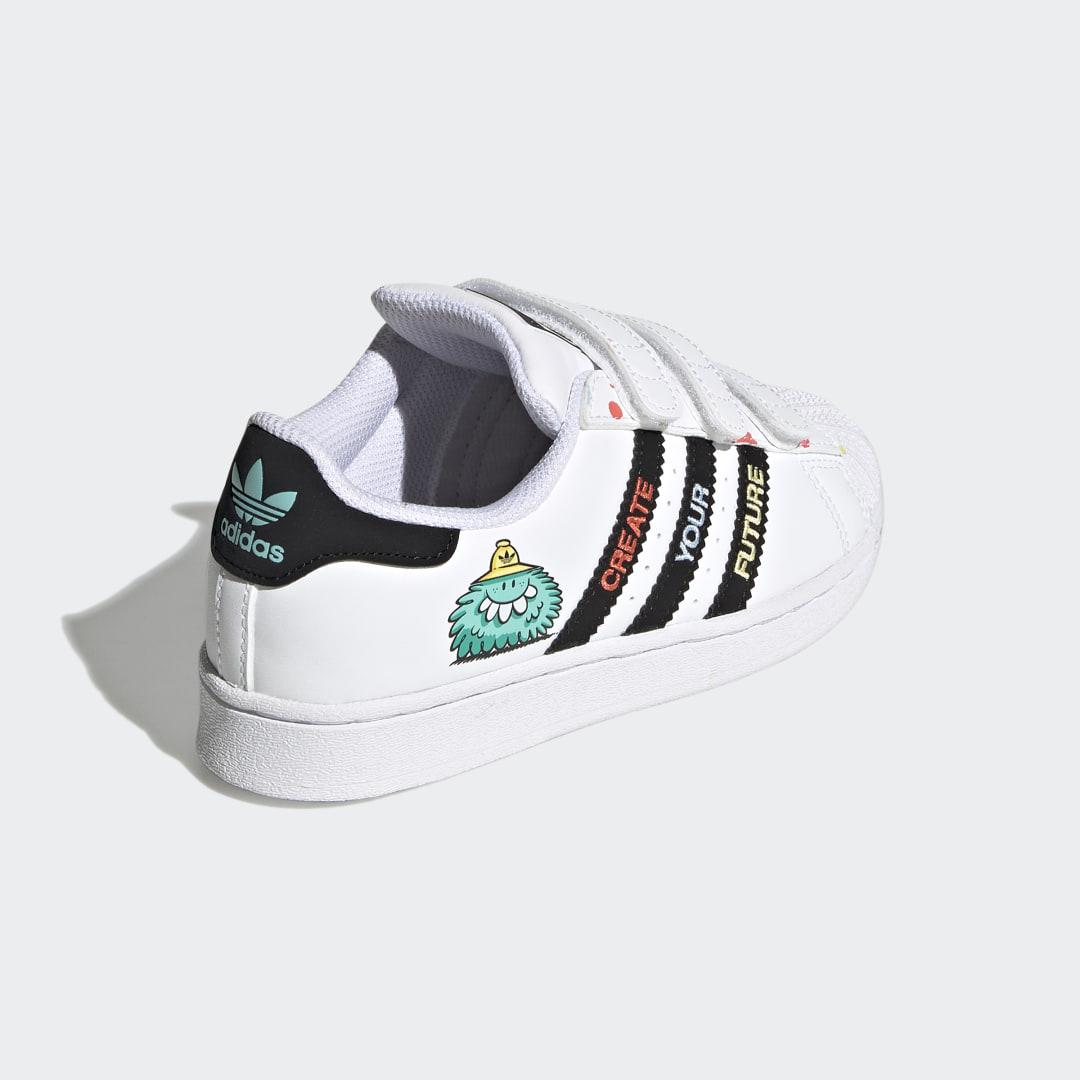 adidas x Kevin Lyons Superstar H05268 02