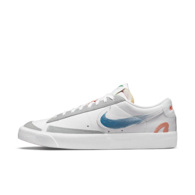Nike Flyleather Blazer Low '77 DM0882-100