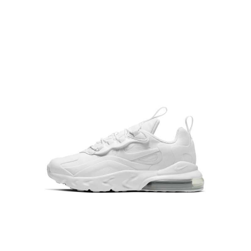 Nike Air Max 270 RT Younger Kids' Shoe - White
