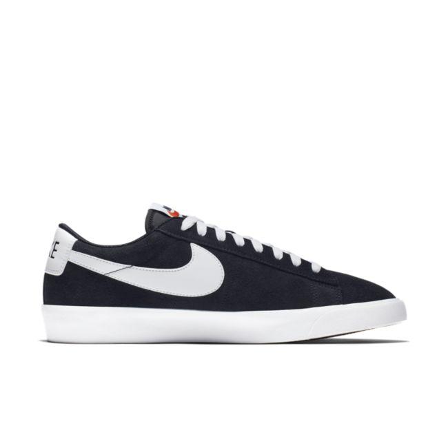 Nike Blazer Low Premium Vintage Suede 538402-004 02