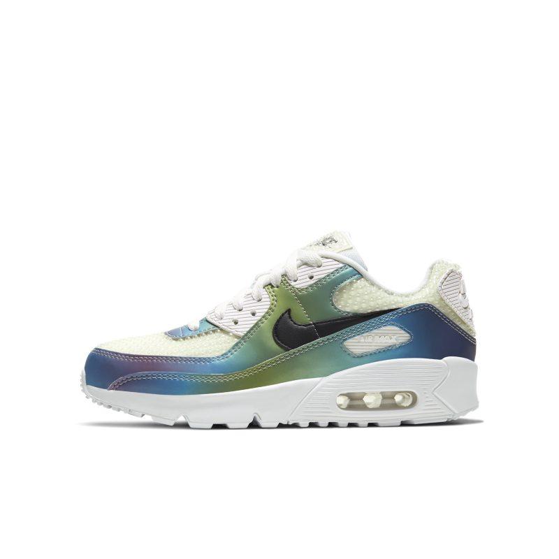 Nike Air Max 90 Older Kids' Shoe - White