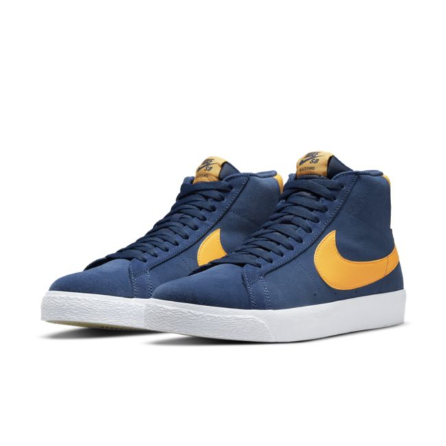 Nike SB Zoom Blazer Mid  864349-402 02