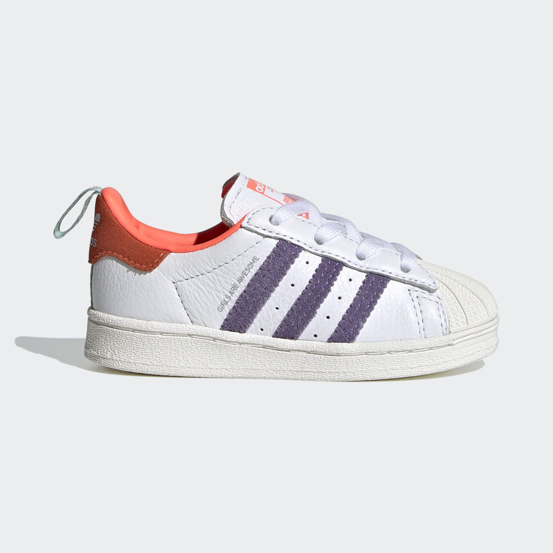 adidas Superstar EL Girls Are Awesome FW8119 01