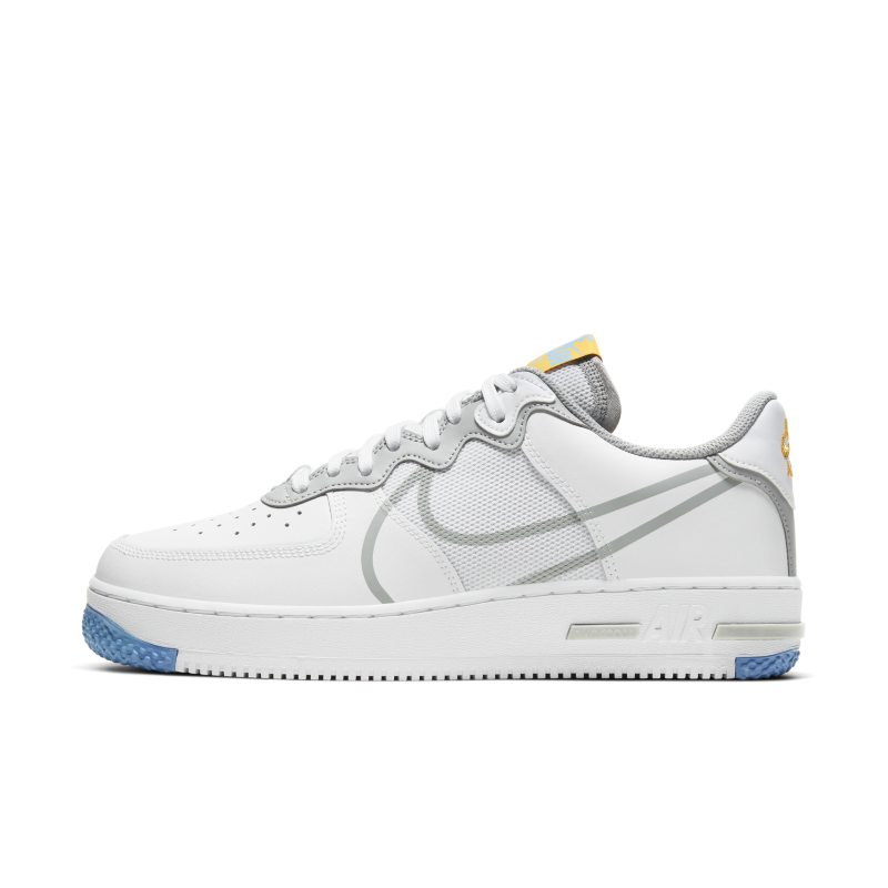 Nike Air Force 1 React CT1020-100 01