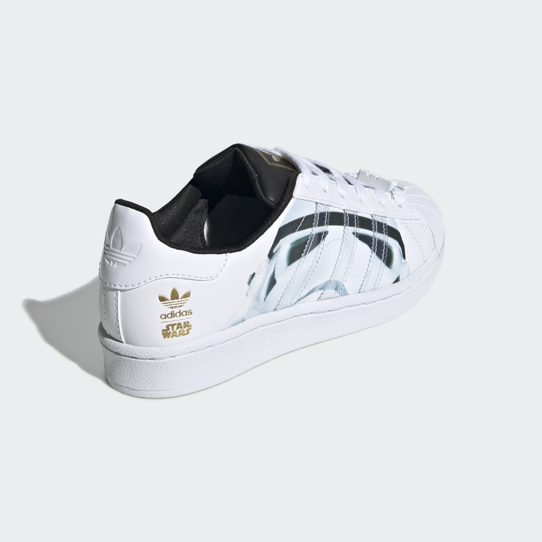 adidas Superstar Star Wars Stormtrooper B23640 02