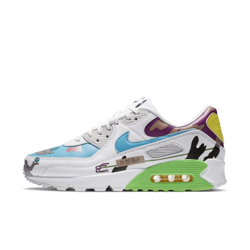 Nike Air Max 90 FlyLeather CZ3992-900 01