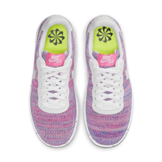 Nike Air Force 1 Crater FlyKnit DC7273-500 02